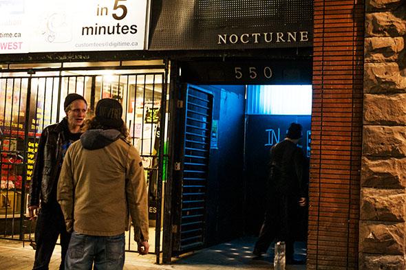Nocturne Toronto