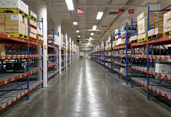 LCBO Warehouse Toronto