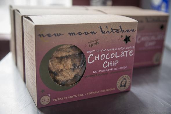 New Moon Kitchen Cookies
