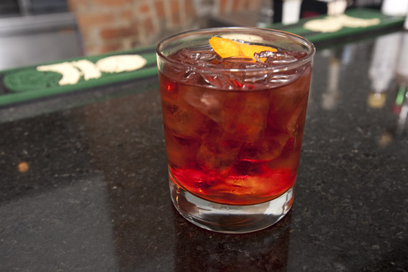 Boutique Negroni