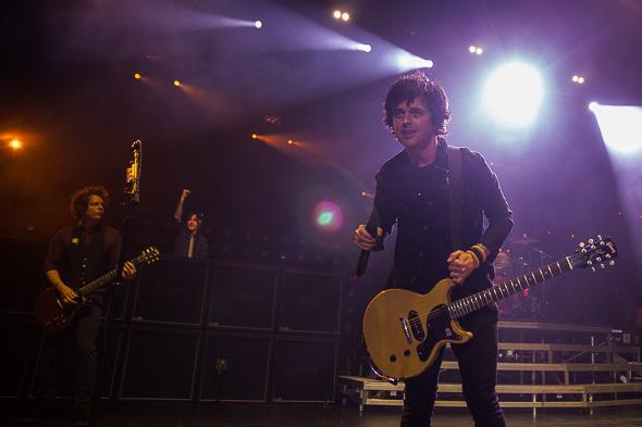 Green Day Live Toronto