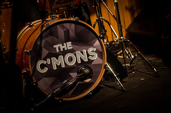 The C'mons band