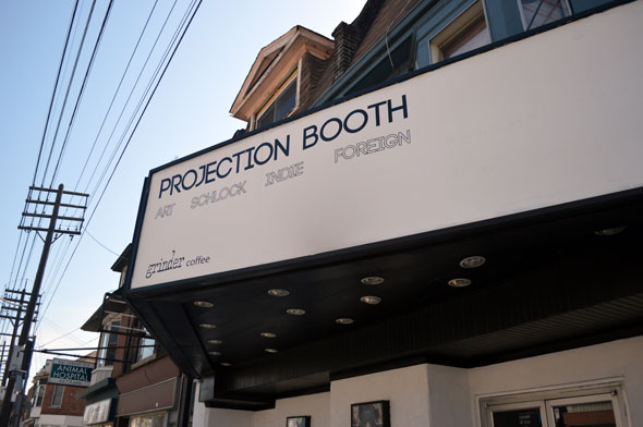 toronto projection booth
