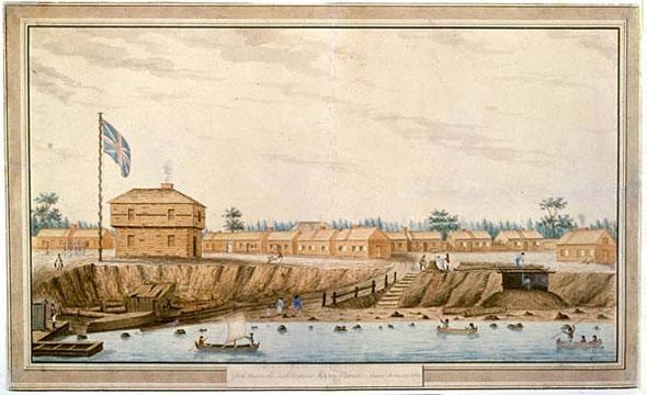 toronto 1812 fort york
