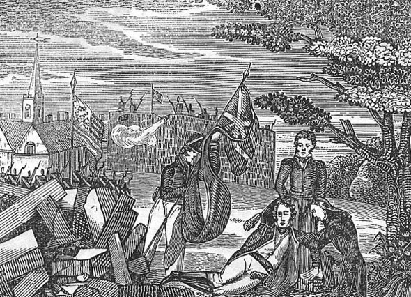 toronto 1812 pike