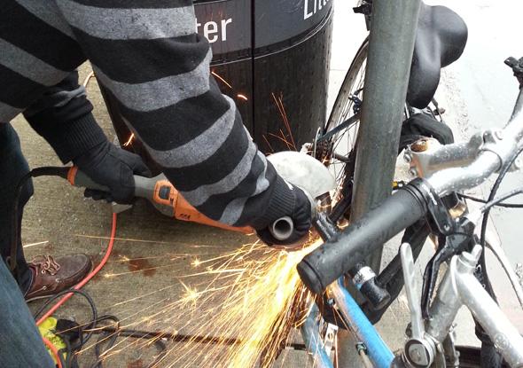 Bike saw