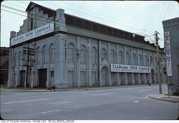 Corktown History Toronto