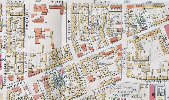 2Corktown History Toronto