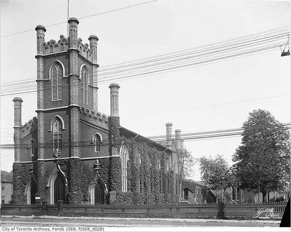 Corktown History Torontog