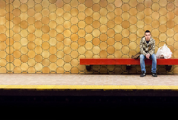 Spadina TTC Station