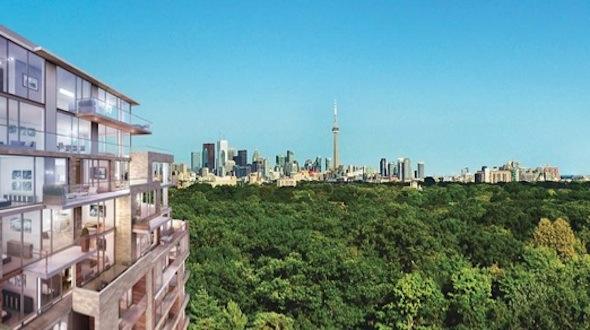 The High Park Toronto