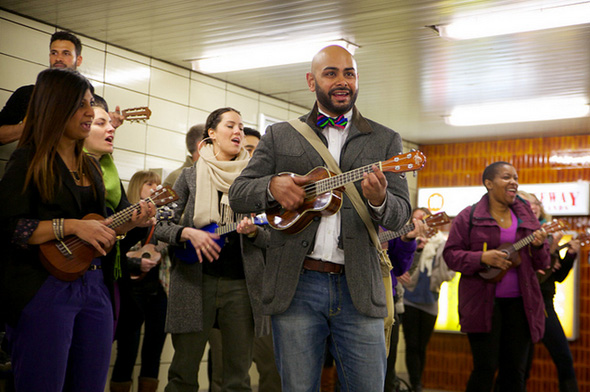 Project Ukulele Gangsterism