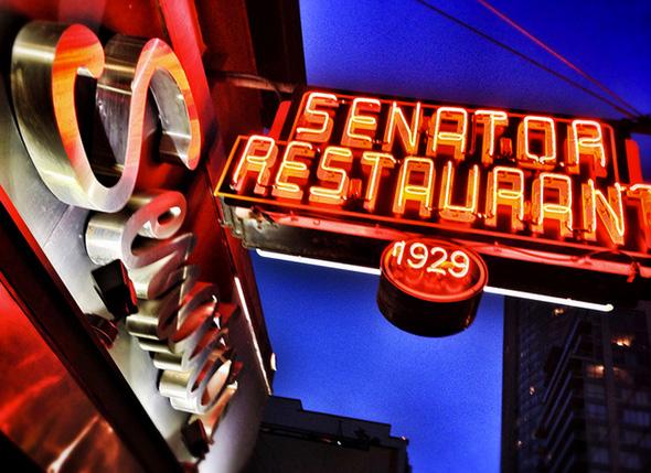 Senator restaurant toronto
