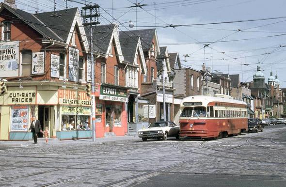 PCC Streetcar Toronto