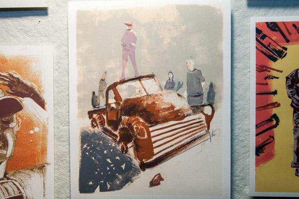 Sheridan Illustration Show