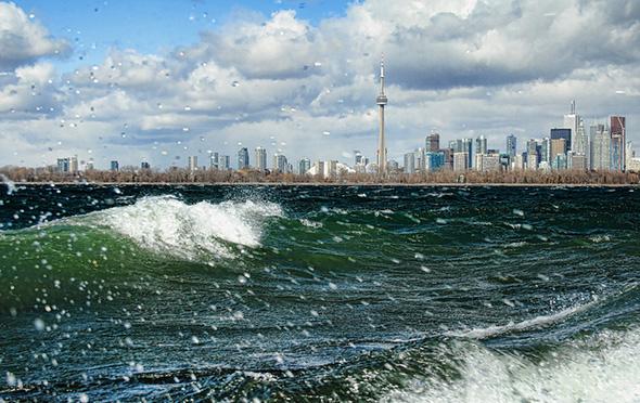 Windy Toronto