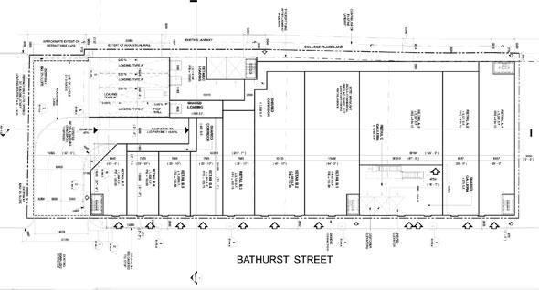 toronto bathurst street riocan