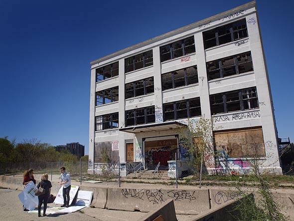 Kodak's old Building 9