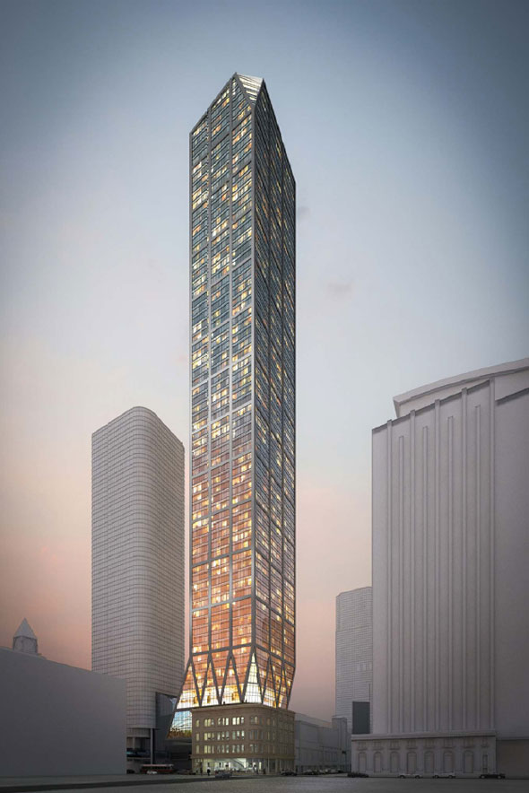 Massive Condo Tower Proposed For Queen And Yonge