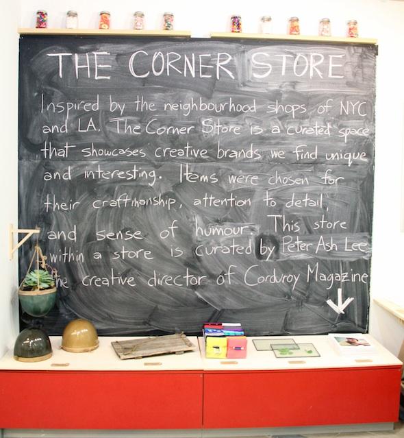 Corner Store Toronto