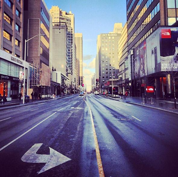 Bloor and Avenue Road