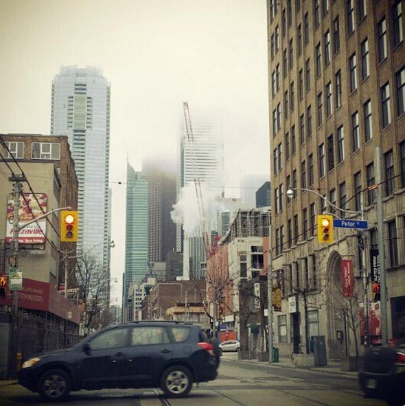 Peter Street Toronto