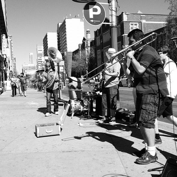 Street scenes Toronto