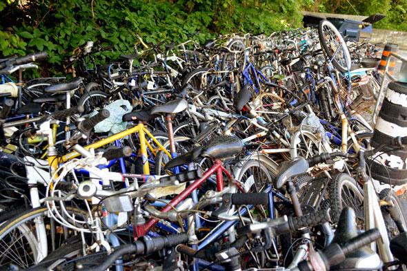 toronto bike scrap