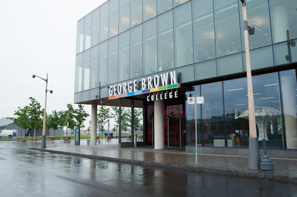 George Brown Waterfront Campus