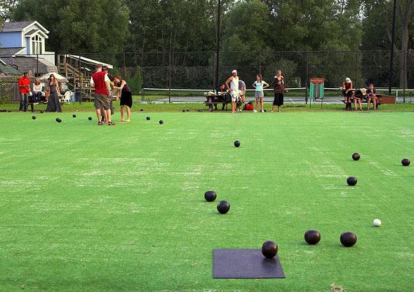 Lawn Bowling Toronto
