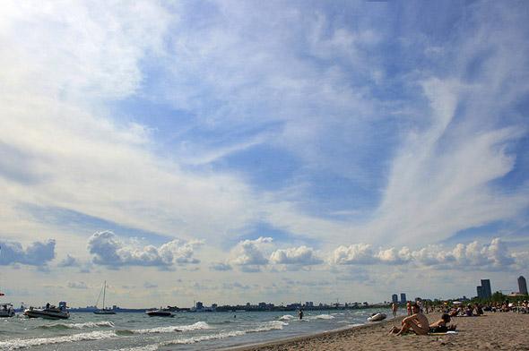 Hanlans Point Toronto