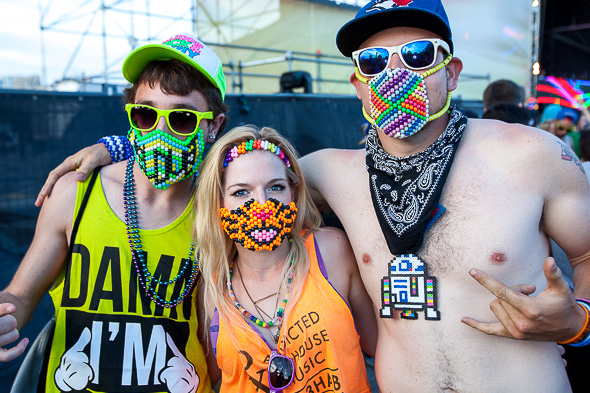Highlights From Canada S Largest Edm Festival Of 2013