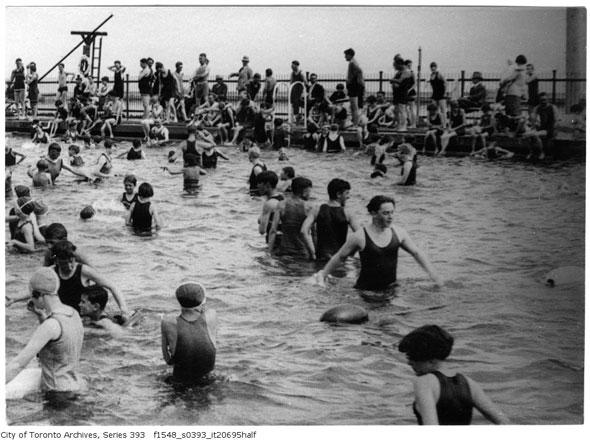 toronto sunnyside pool