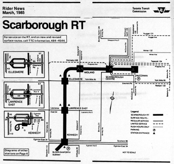 toronto scarborough rt