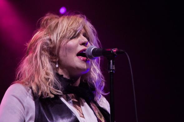 Courtney Love Toronto