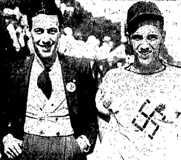toronto swastika club