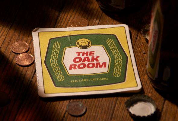The Oak Room Fringe