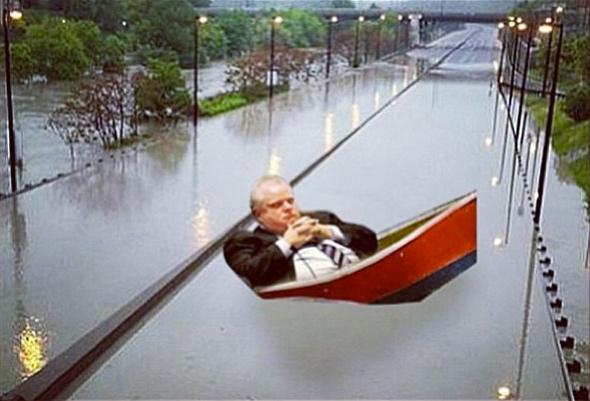 flood toronto