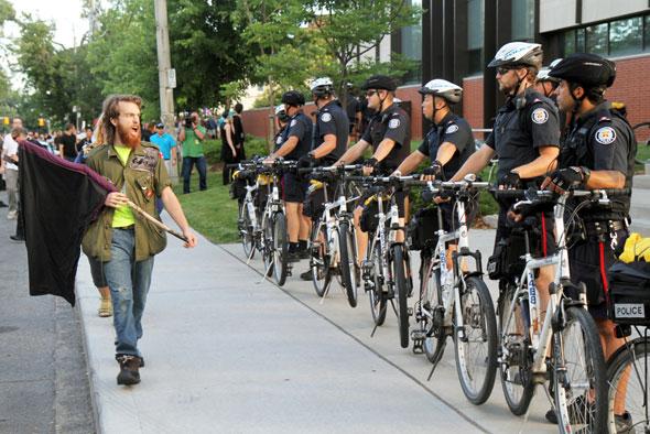 Sammy Yatim Protest