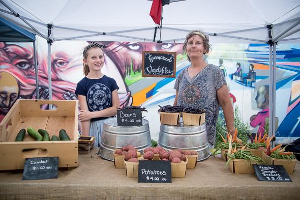 Greenwood Organic Vegetable Farm