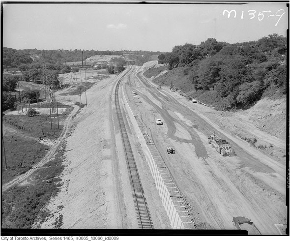 toronto don valley parkway