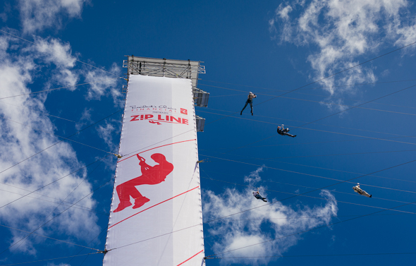 CNE Zip Line