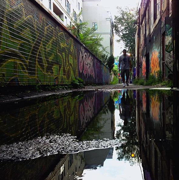Puddle Toronto