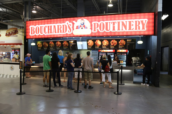 Bouchards Poutinery