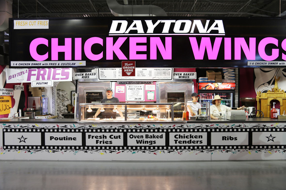 Daytona Chicken Wings