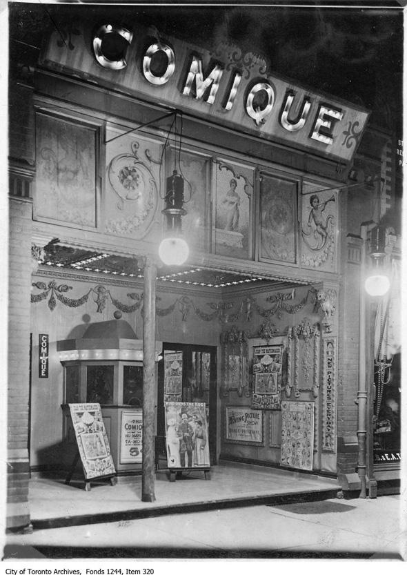 Comique Theatre