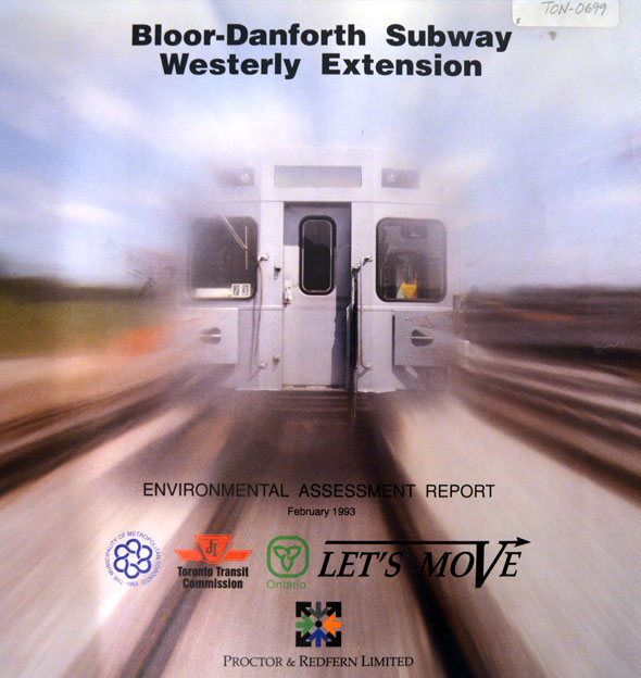 toronto subway extension