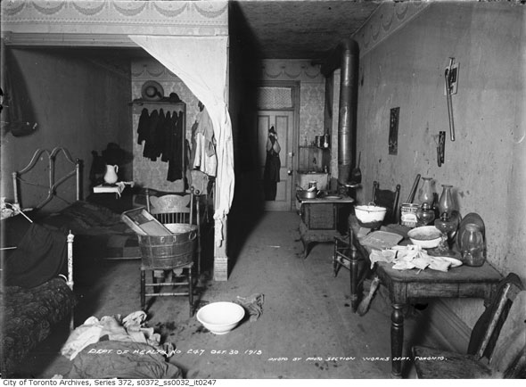 This Is What Toronto Slums Used To Look Like