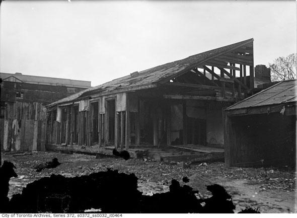 toronto slums