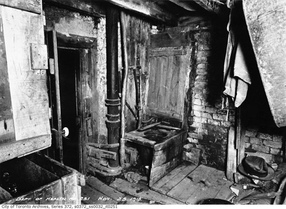 this is what toronto slums used to look like. Black Bedroom Furniture Sets. Home Design Ideas